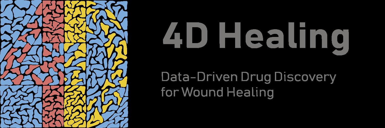 4D Healing logo